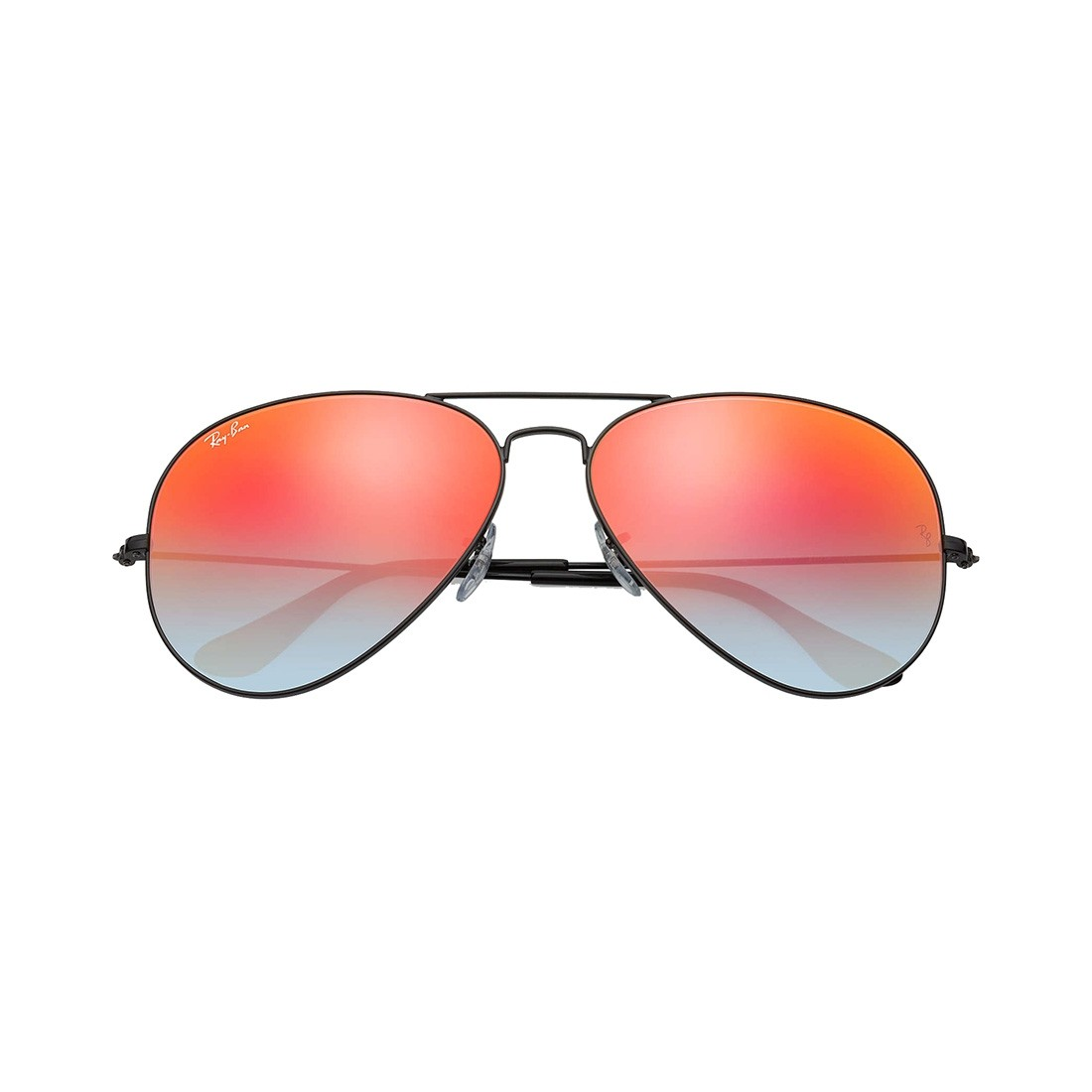 Ray Ban Aviator Large Metal RB3025 Óculos de Sol -58 - Preto
