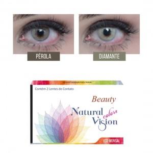 Lentes de contato Natural Vision Colors Beauty