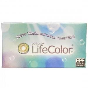 Lentes de contato coloridas Lifecolor