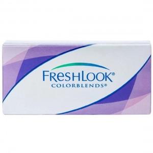 Lentes de contato coloridas FreshLook Colorblends - Sem grau